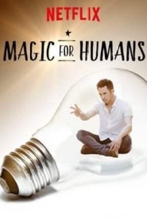 Portada Magia para humanos
