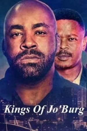 Portada Los Reyes de Johannesburgo