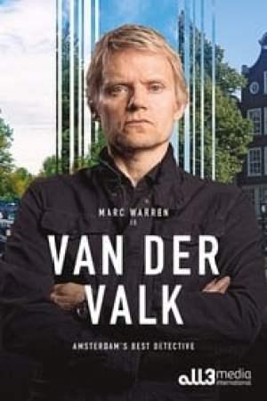Portada Detective Van der Valk