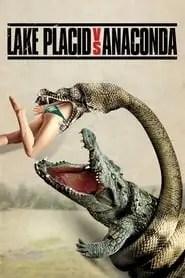 poster Lake Placid vs. Anaconda