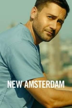 Portada New Amsterdam