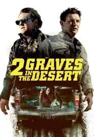 2 Graves in the Desert Portada