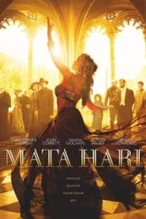 Portada Mata Hari