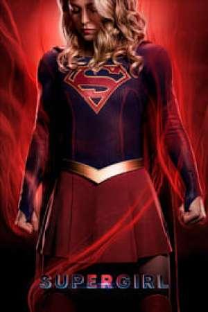 Portada Supergirl