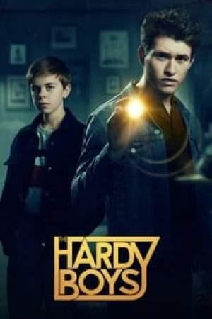 Portada The Hardy Boys