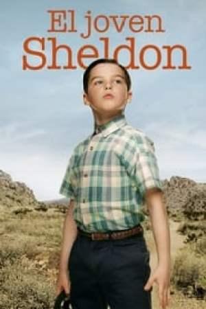 Portada El joven Sheldon