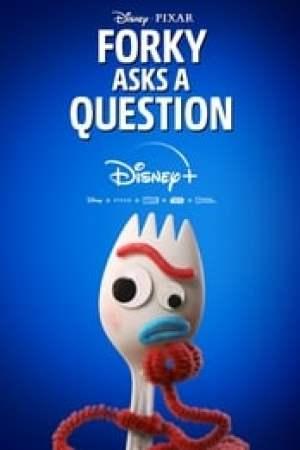 Portada Forky hace una pregunta