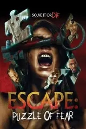 Portada Escape: Puzzle of Fear