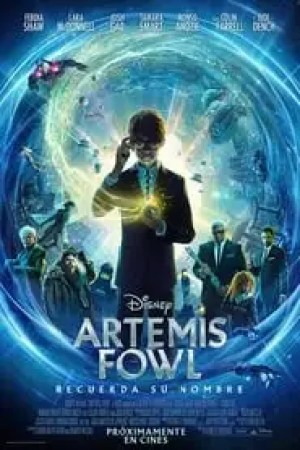Portada Artemis Fowl