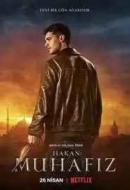 Hakan, el protector Portada