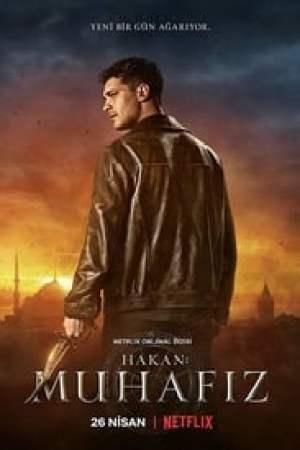 Portada Hakan, el protector
