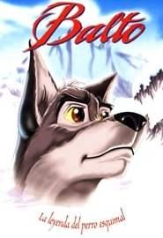 Balto: la leyenda del perro esquimal Portada