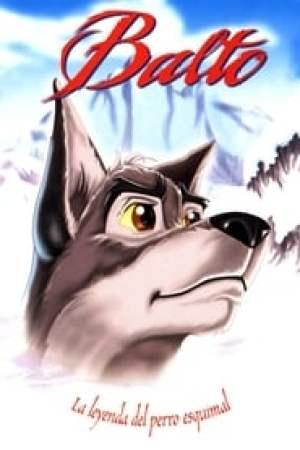 Portada Balto: la leyenda del perro esquimal