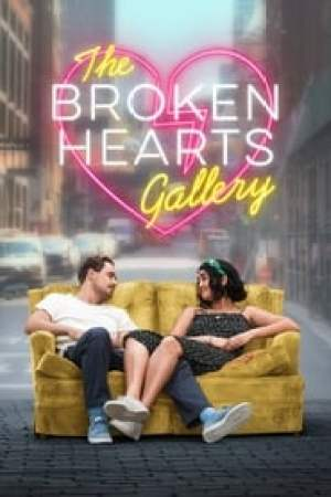Portada The Broken Hearts Gallery