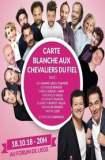 Festival International du Rire de Liège 2018 - Carte Blanche Aux Chevaliers Du Fiel 2019