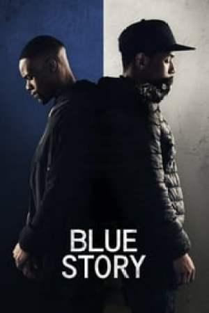 Portada Blue Story