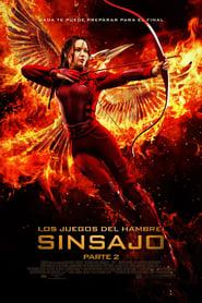 Megadede Los juegos del hambre: Sinsajo. Parte 2 (The Hunger Games: Mockingjay - Part 2)
