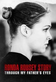 La historia de Ronda Rousey: A través de los ojos de mi padre Portada