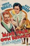 Mind Your Own Business 1936