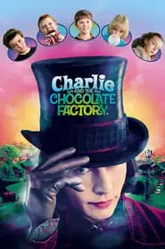 poster Charlie and the Chocolate Factory