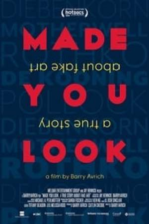 Portada Made You Look: A True Story About Fake Art