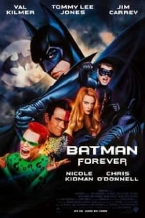 Portada Batman Forever