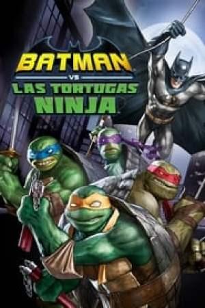 Portada Batman vs. las Tortugas Ninja