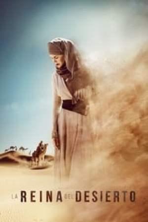 Portada La reina del desierto