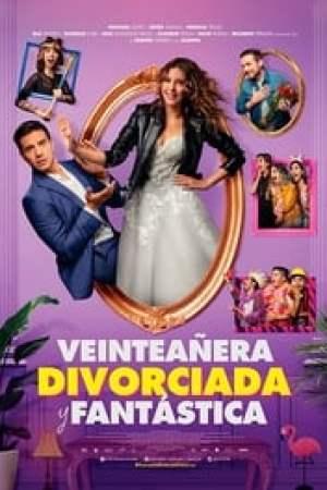 Portada Veinteañera, divorciada y fantástica