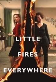 Little Fires Everywhere Portada