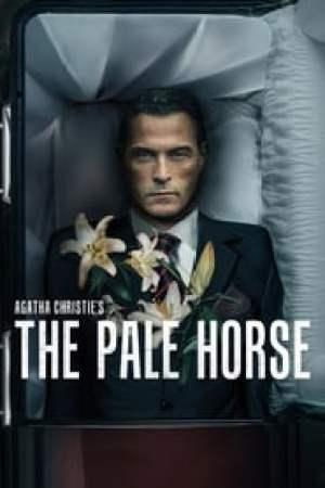 Portada The Pale Horse