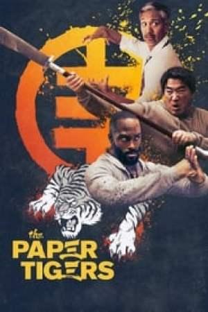 Portada The Paper Tigers