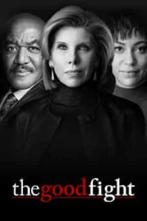 Portada The Good Fight