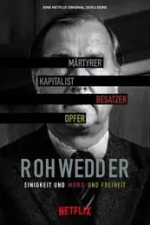 Portada Detlev Rohwedder: Un crimen perfecto