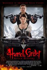 poster Hansel & Gretel: Witch Hunters