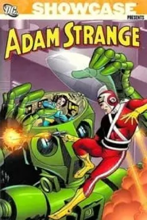 Portada DC Showcase: Adam Strange