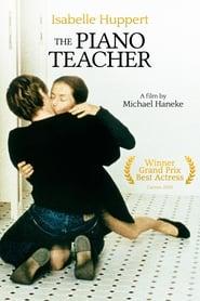 poster The Piano Teacher