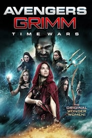 thumb Avengers Grimm: Time Wars