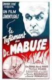 Le Testament du Dr. Mabuse 1933