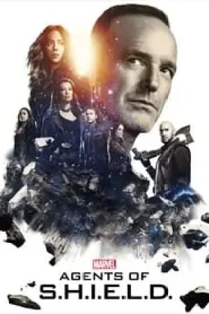 Portada Marvel's Agentes de S.H.I.E.L.D.