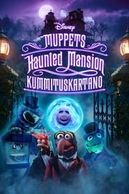 Muppets Haunted Mansion - Kummituskartano