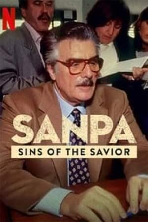 Portada SanPa: Pecados de un salvador