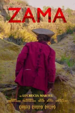 Portada Zama