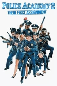 poster Police Academy 2: Their First Assignment
