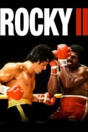 Portada Rocky II