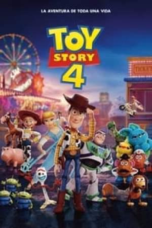 Portada Toy Story 4