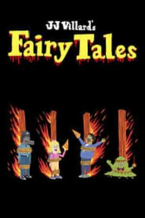 Portada JJ Villard's Fairy Tales