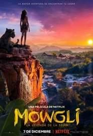 Mowgli: La leyenda de la selva Portada