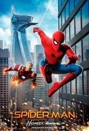 Spider-Man: Homecoming Portada
