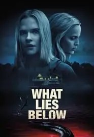 What Lies Below Portada